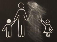 Fatherless Black Family